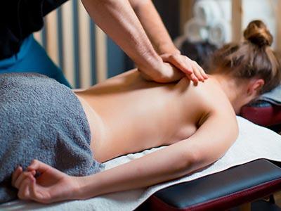Каждый сеанс массажа спины 60 мин.